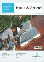 Zeitschrift Haus und Grund Württemberg